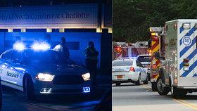 Střelec na univerzitě se po masakru smál: Hrozí mu trest smrti