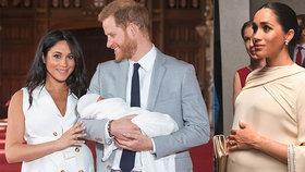 Drsný útok na Meghan: Harry není otcem Archieho, test DNA hovoří jasně, hlásá magazín