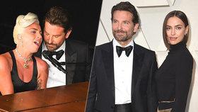 Vztah Bradleyho Coopera s krásnou modelkou v troskách! Má v tom prsty Lady Gaga?