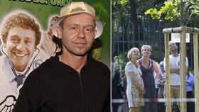 Rok a půl po smrti herce Jaroslava Šmída (†47): Krásné gesto kolegů!
