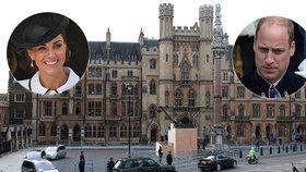 Královský konvoj Williama a Kate srazil a těžce zranil stařenku (83): Do nemocnice jí poslali kytku