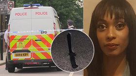 Zemřelo miminko ubodané mámy z Londýna: Možného vraha zachytila kamera!
