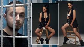 Psycholog ze žárlivosti usekl ženě obě ruce: S bionickou paží teď nafotila sérii sexy fotografií