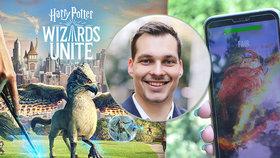 Zapomeňte na Pokémony! Českem se prohánějí bytosti z Harryho Pottera