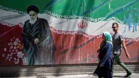 """Írán po smrti generála """"rozjel"""" obohacování uranu. Má ho trojnásobek oproti loňsku"""