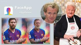 Důchodcem v mžiku. Aplikace FaceApp pobláznila i celebrity, rostou obavy o bezpečnost