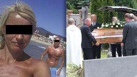 Pohřeb maminky tří dětí, zavražděné jejich otcem: Kněz nad rakví popsal vraždu!