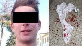 Lukáš (†21) zemřel po policejním zásahu: Všude byla krev, popsala sousedka