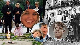 Kletba rodu Kennedyů dostihla i krásnou Saoirse (†22). Jak umírají její blízcí?