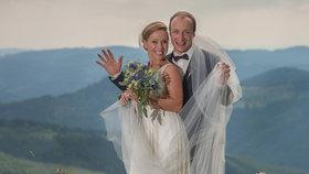 Dramatická svatba Čarodějky Peškové: Splašil se pod ní kůň!