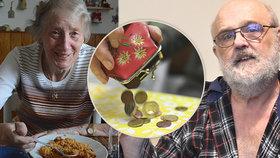 Senioři Irena (83) a Jaroslav (65) prozradili, jak šetří na jídle: Oběd od sousedky a jen malé pivo k obědu