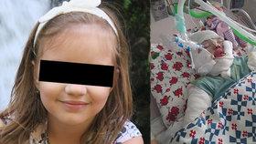 Natálku (6) vážně popálil pokus na táboře: Její stav je vážný, pro rodinu vznikla sbírka