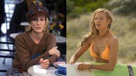 Tyhle herečky byly těhotné během natáčení! Všimli jste si toho?