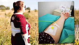 Dominika (26) trpí nevyléčitelnou nemocí: Zachránit by ji mohli v Brně!