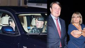 Překvapení na premiéře Čarodějky: Štaidl ukázal novou partnerku, vyzvedl je Artur!