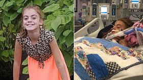 Dívce (10) požírá mozek nebezpečný parazit! Na Ústecku zabil 16 lidí