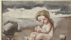 """Vzpomínka na """"tajného"""" velikána. Vysočany zkrášlí obrazy Andreje Bělocvětova (†73)"""