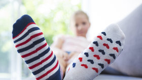 Ztrácí se vám stále ponožky v pračce? Tyhle fígle vám konečně pomůžou