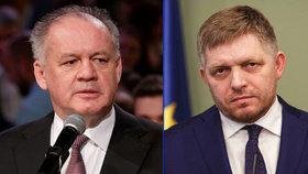 """Kiska povede vlastní stranu: """"Naši zemi ukradli,"""" tvrdí exprezident a jde po """"krku"""" Ficovi"""
