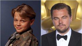 Takhle vypadaly celebrity na začátku své kariéry. Poznali byste je?