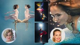Vondráčková, Tomešová a další krásky pod vodou: Jirešová měla velký problém!
