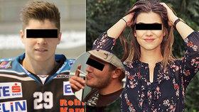 Pětinásobná vražda v Alpách: Žárlivec zabil i hokejovou hvězdu!