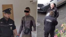 Policisté našli v ústeckém bytě mrtvá a zbídačená zvířata: Chovatel už je v podmínce za týrání