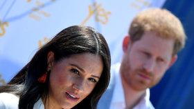 Dům opravený z daní i ochranku za miliony si necháme: Královna v šoku z Harryho útěku od rodiny
