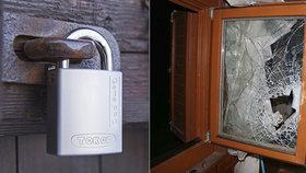 Zámečníci poradili, jak zazimovat chatu: Spousta zámků a stačí jeden klíč