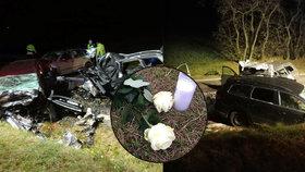 Tragická dohra nehody u Znojma: Kryštůfek (4 měs.) zemřel v nemocnici