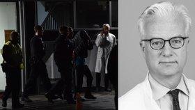 Vražda syna exprezidenta (†59): Pachatele převezli na psychiatrii, proč zabíjel?