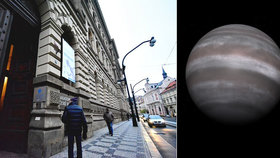 Češi pojmenovali exoplanetu Makropulos: Ve hře byl i Rumcajs s Fifinkou