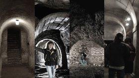 Co se skrývá v pražském podzemí? Organizátoři akce Na den pod zem ho odkryjí pro více návštěvníků