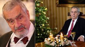 Knížecí rady Zemanovi: Schwarzenberg poslal prezidenta za Dukou. Kvůli pověrám