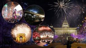 Nový rok 2020 přehledně: Velké oslavy v Česku i ve světě, ale i smrtelné tragédie