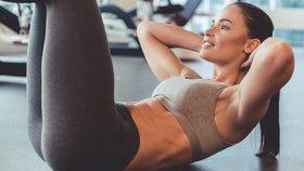 Cvičíte, a nehubnete? Fitness trenérka radí, jak zlepšit výkony a dosáhnout skvělých výsledků