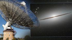 Záhadný signál z vesmíru se opakuje každých 16 dní. Vědci naznačili, odkud se bere