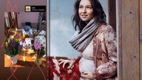 Berenika Kohoutová porodila! Dítěti dala netradiční jméno