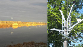 Na jihu Moravy testují novinku: Sloupy vysokého napětí, které nezabíjí ptáky