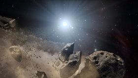 """NASA varuje před """"zabijáckým"""" asteroidem, který se řítí k Zemi. """"Kolos"""" proletí brzy"""