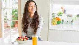 Jednoduchý dietní jídelníček na prvních pět dnů