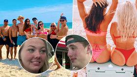 Koronaparty na pláži? Studenti ignorují doporučení ohledně koronaviru!