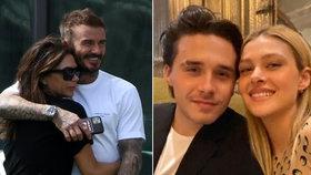 Beckhamovi strachy nespí: Nejstarší syn Brooklyn skončil v karanténě a nesmí domů!