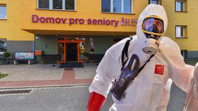 V Domově pro seniory Iris v Ostravě roste počet nakažených: Se sestrami je to už na hraně