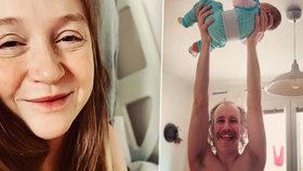 Co na to pediatři?! Benevolentní rodiče Doležalová a Zelinka vyděsili fanoušky
