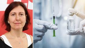 Jedna z nadějí padla! Šéfka plicařů Martina Vašáková tvrdí: Očkování proti tubeře? Před koronavirem nechrání!