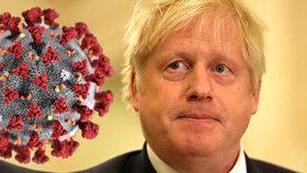 """Vyléčený Johnson se vrací do práce. Ministr zmínil """"opatrnost a nebezpečí"""""""