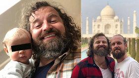 »Hagrid« Maršálek z Peče celá země: Bude svatba s přítelem! V plánu je i dítě