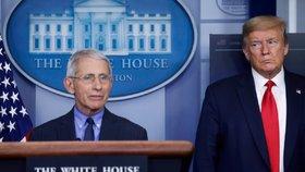 Paralyzuje koronavirus Bílý dům? Další Trumpovi poradci skončili v karanténě