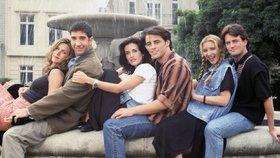 Seriál Přátelé měl vypadat úplně jinak! Kdo mohl hrát naše oblíbené postavy?
